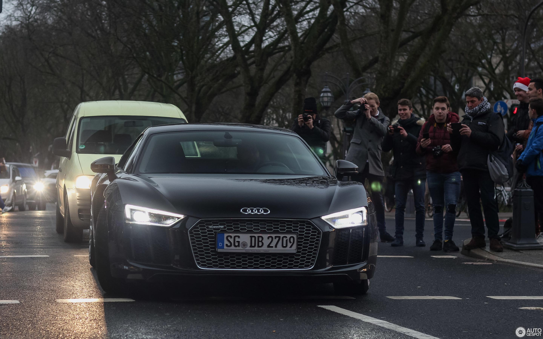 Audi R8 V10 Plus 2015 29 December 2017 Autogespot