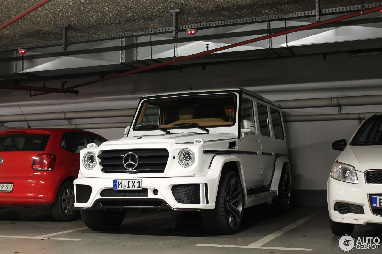 Mercedes benz g 63 amg by ares 30 december 2017 autogespot for 2017 mercedes benz amg g 63
