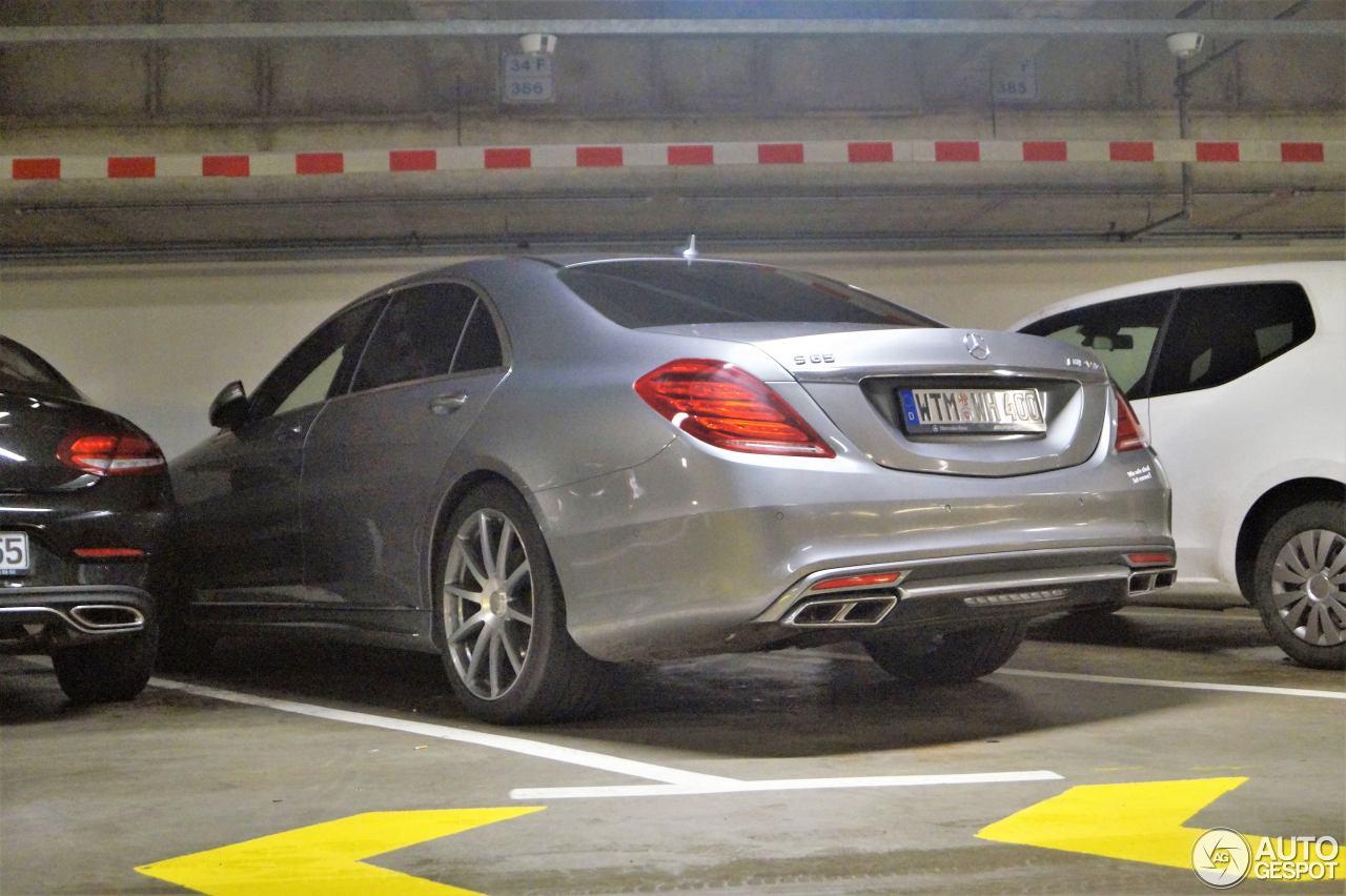 Mercedes benz s 65 amg v222 31 dezember 2017 autogespot for 2017 amg s 65 mercedes benz
